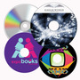 Impresión De Cds - Cds Impresos - Imprimir Cd -