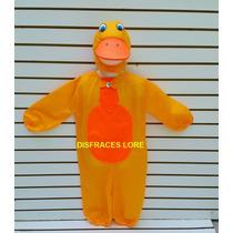 Disfraz De Pato Disfraces Para Primavera Patito Niños Niñas