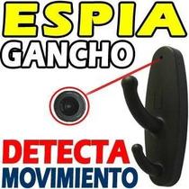 Camara Con Deteccion D Movimiento Forma De Perchero 8 Gb Omm
