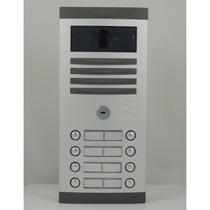 Telecamara Intec To-8 A Color 8 Botones Para Edificio