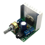 Amplificador Tda7297 15w+15w