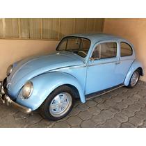 Volkswagen Sedán 69 Restaurado 100%