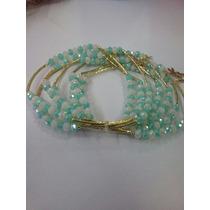 90ef3653e5c5 20 Semanarios Chapa De Oro 18 Kilates Y Cristal en venta en ...