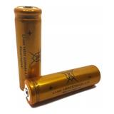 Batería Pila Recargable 14500 De 4.2v 5200mah