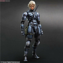Play Arts Kai Raiden Metal Gear Solid2 Sons Of Liberty