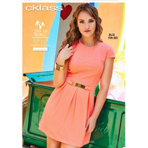 Cklass Vestido 209-16primavera-verano 2015