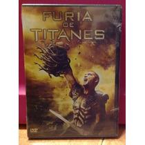 Dvd Nuevo Furia De Titanes - Clash Of The Titans