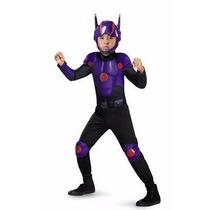 Disfraz Infantil Personaje Big Hero Hiro, Talla Ch 4-6 Años