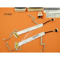 Cable Flex Bus De Video Acer Aspire 4220 4320 4520 4720
