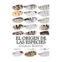Libro Origen De Las Especies, Charles Darwin *cj