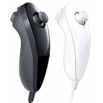 Control Nunchuck Blanco Ó Negro Para Nintendo Wii