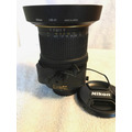 Lente Nikon 24mm Pc-e F/3.5d Ed