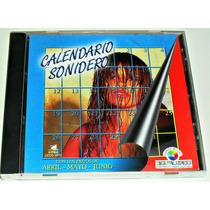 Cd Calendario Sonidero Vers Originales