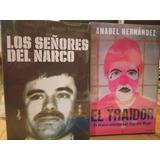 Libros, Srs. Del Narco Y  El Traidor