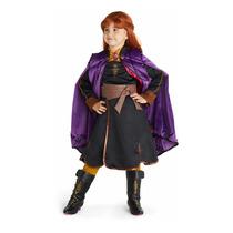 Busca Disfraz Vestido Anna Frozen Fever Original Disney