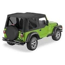 Capota Jeep Wrangler Tj 97--2006 Originales No Replicas