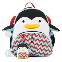Mochila Zoo Pack Invierno Pinguino - Skip Hop
