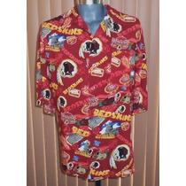 Nfl Padrisima Camisa De Los Washington Redskins Talla 2xl