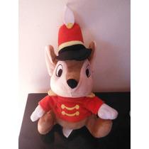 Peluche Walt Disney World Raton Timothy Q. Dumbo Mouse