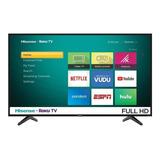 Smart Tv Hisense Full Hd 40  40h4030f
