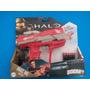 Boomco Halo Unsc M6 Blaster Nuevo Pistola Roja Magnum Nerf