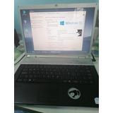 Laptop Vgn-fz250fe 2 Gb Ram Hd De 232 Gb Win 10 Ultimo Preci