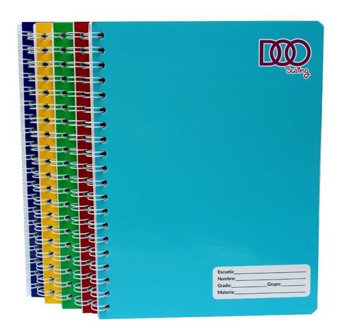 5 Cuadernos Profesional Arimany 100 Hojas Doble Espiral