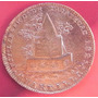 Moneda Zacatecas 1/4 De Real 1825 Excelente Cobre Escasa