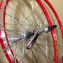 Rin Aerodinámico De Aluminio Para Bicicleta Rodada 26 27