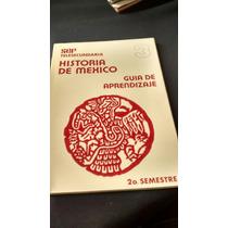 Historia De México 3 Segundo Semestre - Sep Telesecundaria