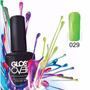 Esmalte Gel Uñas Tipo Gelish Gloss Over Color Bright Green
