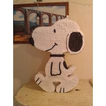 Piñata Snoopy Caricaturas