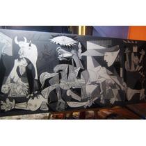 Guernica, Pablo Picasso, Reproducción Oleo, Pintura, Arte