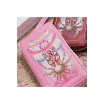 Sakura Card Captor Billetera/monedero/cartera/bolso Para Cel