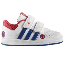 Tenis Marvel Lk Spiderman Velcro Para Bebe Adidas B24568