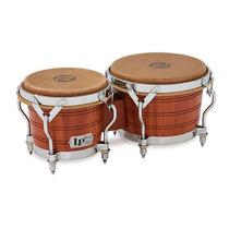 Bongo Latin Percussion Original, Color Caoba Lp1964