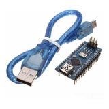 Arduino Nano V3.0 + Cable Usb