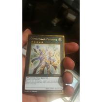 Constellar Pleiades Gold Yugi-oh