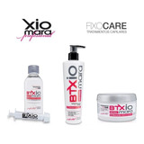 Xiomara Kit Botox Capilar Sistema Reparacion 3 Pasos