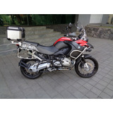 Bmw 1200 Adventure 2012 (impecable, Nuevecita)