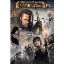 El Señor De Los Anillos El Retorno Del Rey Pelicula Dvd