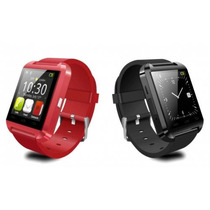 Reloj Smartwatch Bluethooth Para Android Iphone Economico!