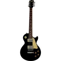 Guitarra S101 Les Paul Black Con Envío Incluido
