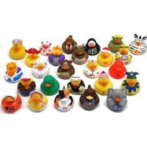 De Rin Abc Caucho Duckies Conjunto De 26