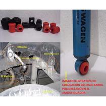 Kit02 Estabilizadora Trasera C/bujes P/amort Vocho, Brasilia