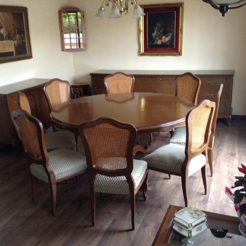 Comedor Provenzal en venta en Naucalpan Estado De México por sólo ...