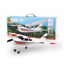 Avion Electrico Wltoys F949 3ch Radio Control Cessna 182