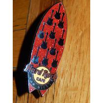 Hard Rock Cafe Pin San Diego Tabla De Surf