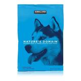 Alimento Kirkland Signature Nature's Domain Perro Salmón/camote 15.87kg