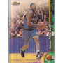 1998-99 Finest No Protectors Refractor Sam Mitchell Twolves